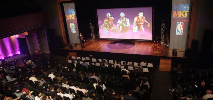 Evento recebeu mais de 400 pessoas (Foto de João Neto / LNB)